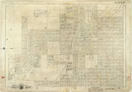 Denver Colorado On Map by New Exhibit Of Historic Maps At The University Of Denver Mapping