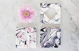 diy designs diy marble coasters