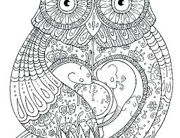 coloring page for adults owl owl coloring pages owl coloring pages free printable coloring pages