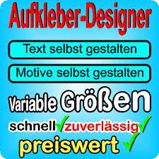 autoaufkleber design aufkleber design designer programm zum selbst gestalten