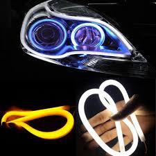 best buy led light strips universial flowing led car light strips 1pair our best buy store