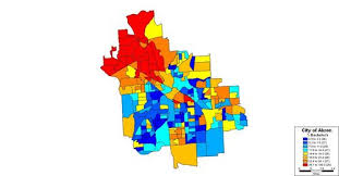 of akron map 30 maps to help you understand akron s