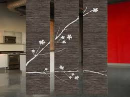 creative japanese style soto hanging room divider partition