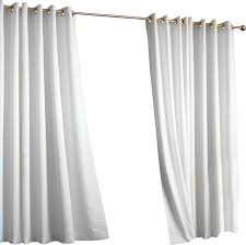 Outdoor Curtains With Grommets Outdoor Grommet Top Curtain Panel Transitional Curtains By