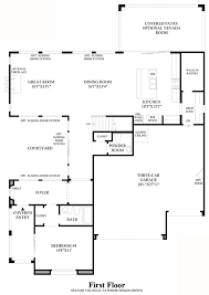 Sun City Anthem Henderson Floor Plans Franklin Park At Providence The Santa Rosa Home Design