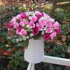 Fake Flowers For Wedding Artificial Flower Arrangements For Sale Foter