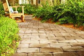 home depot path the right paver path for every landscape garden club