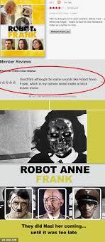Anne Meme - robot anne frank xdxd meme by shrekwasoski memedroid