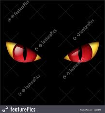 halloween red background halloween evil red eye stock illustration i3237674 at featurepics