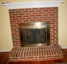 Ideas Fireplace Doors Paint Brass Fireplace Doors Mesmerizing Garden Ideas A Paint Brass