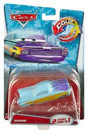 amazon com disney pixar cars color change 1 55 scale vehicle