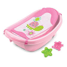 babies r us sea creatures step by step tub pink baby baby
