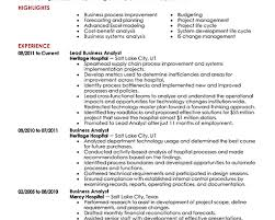Best Resume Mission Statements by Resume Opening Statement Examples