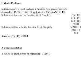 composition of functions of worksheet pdf and answer key 25