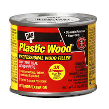 dap plastic wood 16 oz natural solvent wood filler 12 pack