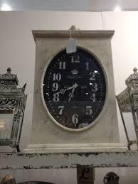 shabby chic clock beautiful country chic clocks pinterest