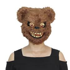Brown Bear Halloween Costume Compare Prices Bear Mask Costume Shopping Buy Price