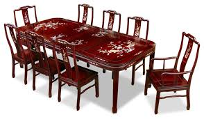 oriental dining room set asian dining room chairs zhis me