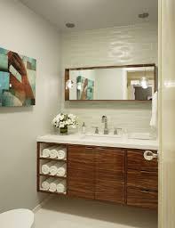 Towel Solutions Small Bathroom Bathroom Vanities With Towel Storage Artelsv Com