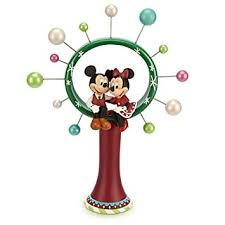 mickey and minnie mouse tree topper home