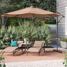 Outdoor Patio Umbrella Patio Umbrellas You Ll Wayfair