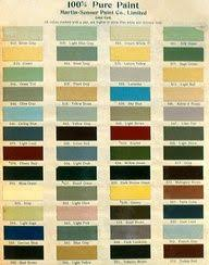1920 s color interior palette search for the home