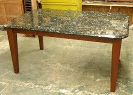 round rustic dining table granite top table u2013 atelier theater com