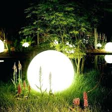 Solar Powered Landscape Lights Solar Powered Globe Garden Lights Hydraz Club