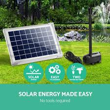 20w solar powered fountain outdoor fountains submersible water