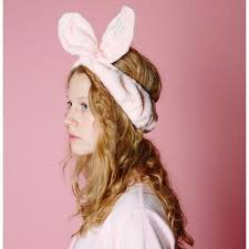 korean headband cool enough studio pink bunny headband best korean beauty