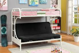 Twin Over Futon Bunk Bed Vintage Twin Over Futon Bunk Bed Roof Fence U0026 Futons Great