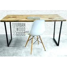 Modern Rustic Desk Diy Rustic Desk Bethebridge Co