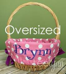 easter basket liners personalized easter basket liners for or boys easter basket 5 to choose