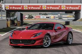 ferrari ferrari 812 superfast first drive review automobile magazine