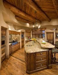 Best  Western Kitchen Ideas On Pinterest Western Homes - Southwest kitchen cabinets