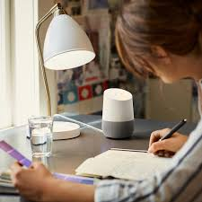 buy google home hands free smart speaker john lewis