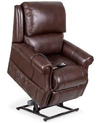 Leather Reclining Chairs Leather Accent Chairs And Recliners Macy U0027s