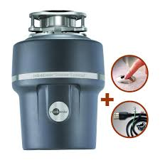 Garbage Disposals Appliances The Home Depot - Kitchen sink waste disposal