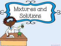 flipped lesson on solvents and solutes for foss mixtures