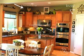 staging before and after staging your kitchen before and after