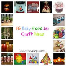 21 best baby food jar crafts images on pinterest baby food jars