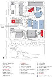 Segerstrom Center Tower Site Plan