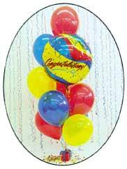 balloon delivery san jose gift baskets balloon bouquets delivery san jose ca the balloon crew