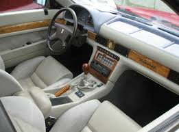 maserati spa interior 1987 1994 maserati 430 maserati supercars net