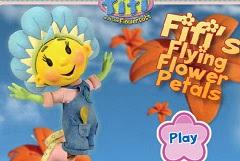 fifi flower petals fifi flowertots games