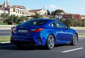 lexus rcf sales numbers lexus rc coupe 2015 driving u0026 performance parkers
