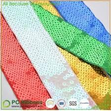 sequin ribbon decorate satin ribbon popular decorate satin ribbon xiamen pc