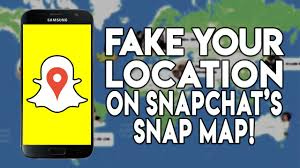 Fake Map Fake Your Location On Snapmap Snapchat Life Hack Android Ios