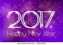 cards for happy new year shiny blue happy new year 2017 card free vector