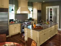 Kitchen Island With Sink And Seating Kitchen Layout Templates Different Designs Hgtv With Island Sink